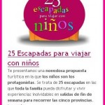 25 escapadas para viajar con nios