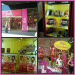 Tienda Barbie en Barcelona