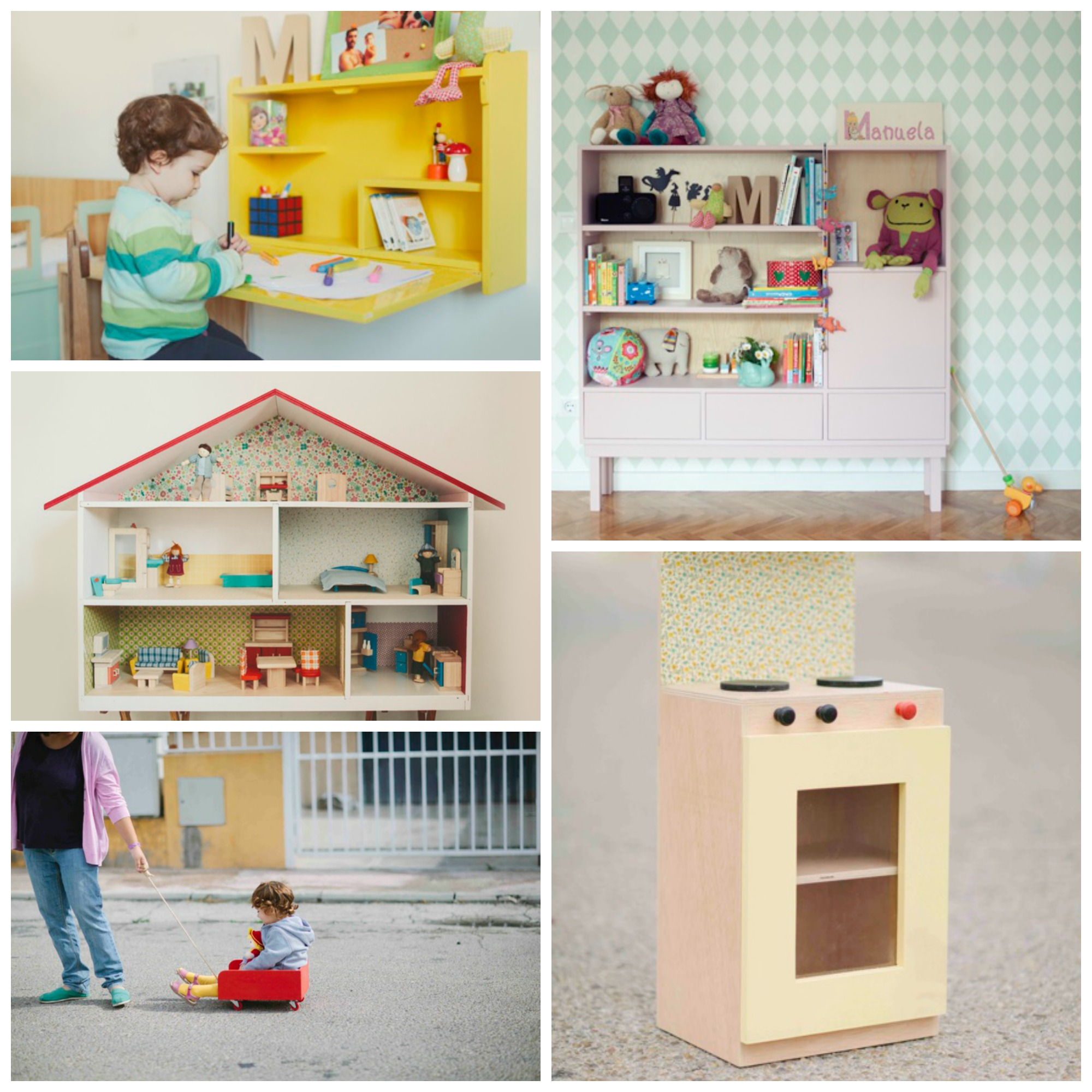 Muebles infantiles a medida dise os arquitect nicos for Muebles infantiles modernos