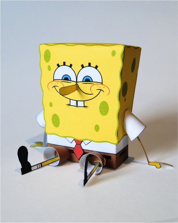 Recortable-Bob-Esponja