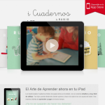 Cuadernos Rubio da el salto al Ipad