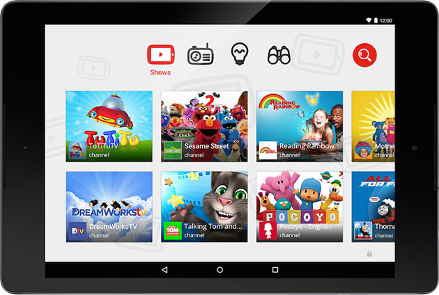 Youtube Kids: la app de youtube para niños